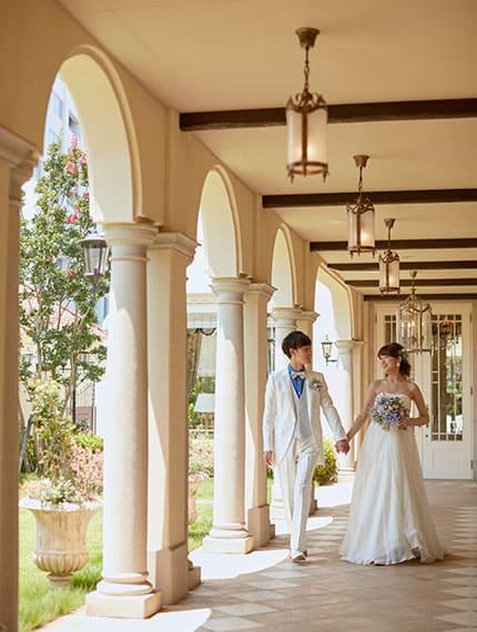 ペットと一緒に結婚式